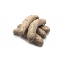Saucisses de pommes de terre